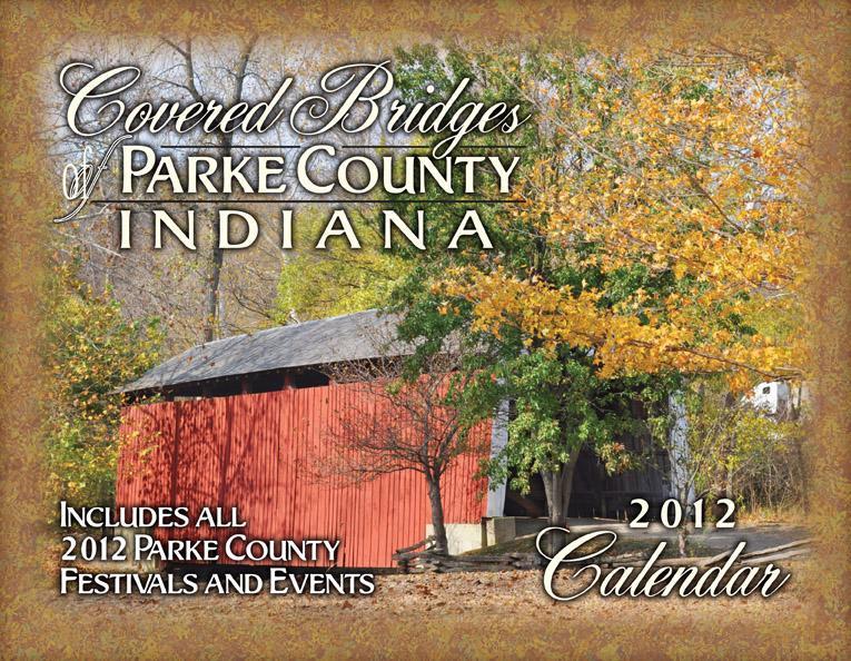 2012 Parke County Calendar