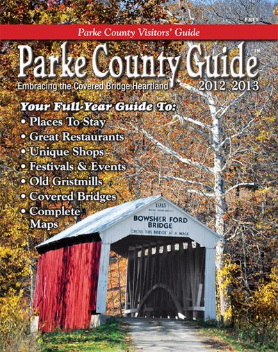 2012-2013 Parke County Guide™ Magazine