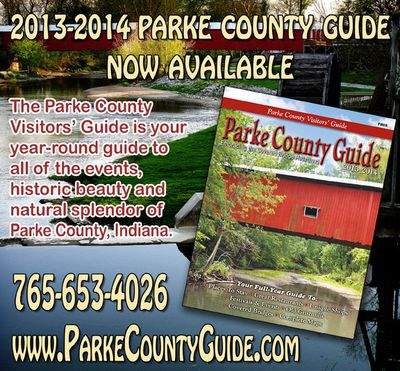 2013-2014 Parke County Guide™ Magazine