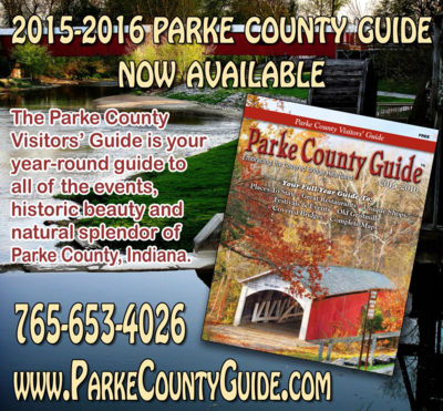 Download the 2015-2016 Parke County Guide