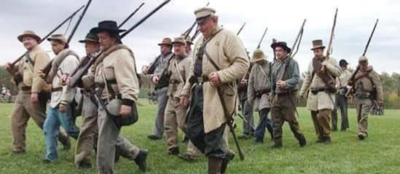 Revisit the Civil War at Billie Creek Village