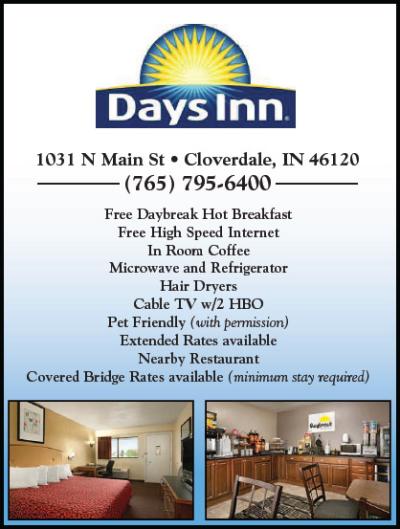Day's Inn — Advertisement
