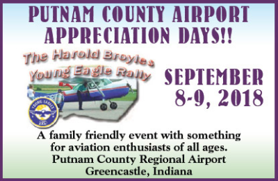 Putnam County Airport Appreciation Days — Advertisement