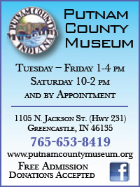 Putnam County Museum — Advertisement