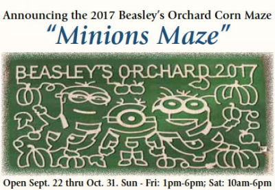 Beasley's Orchard — Advertisement