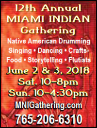 12th Annual Miami All Nations Gathering — Advertisement