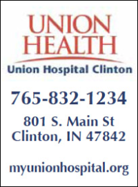 Union Health Clinton — Advertisement