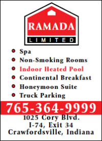 Ramada Limited — Advertisement