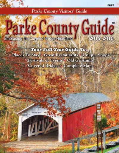 2015-2016 Parke County Guide™ Magazine