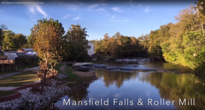 MANSFIELD VILLAGE • OCT 14 ~ OCT 23 • 2016 Parke County Covered Bridge Festival