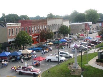 Downtown Greencastle Farmers' Market