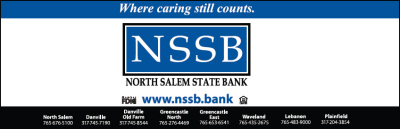 North Salem State Bank — Advertisement