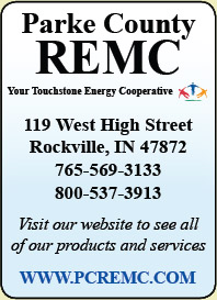 Parke County REMC — Advertisement