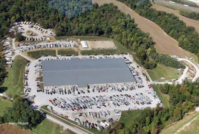 C Bar C Expo Center — Equine Facility