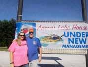 Lisa and Aaron Hommey