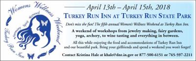 Women's Wellness Weekend — Advertisement