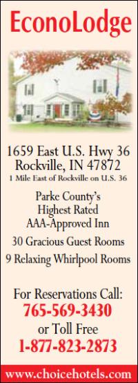 EconoLodge Rockville — Advertisement