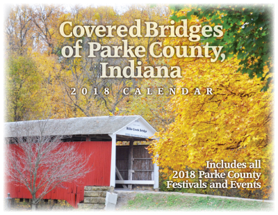 Parke County Covered Bridge Calendar 2018