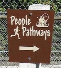 People Pathways Bicycle & Walking Trail
