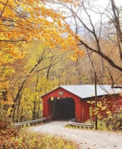Putnam County Convention & Visitor Bureau — Greencastle Indiana