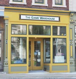 The Game Warehouse — On The Square