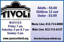 Tivoli Theatre — Advertisement