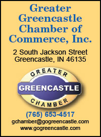 Greater Greencastle Chamber of Commerce — Advertisement