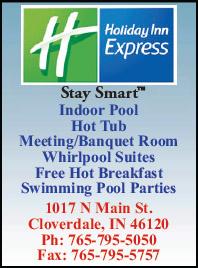 Holiday Inn Express — Advertisement