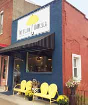 The Yellow Umbrella, Downtown Rockville