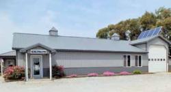 Twilight Dairy Just West of Rockville