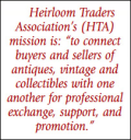 Heirloom Traders Association — (HTA)