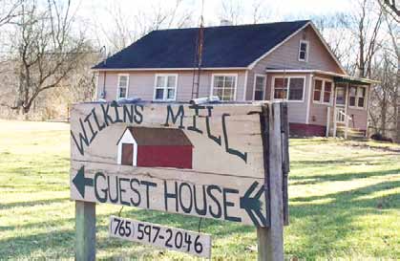 Wilkins Mill Guesthouse in Bloomingdale