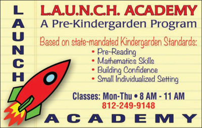 Advertisement: LAUNCH Academy