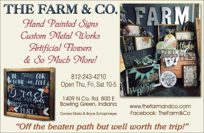 Advertisement: The Farm & Company