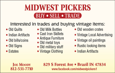 Advertisement: Midwest Pickers