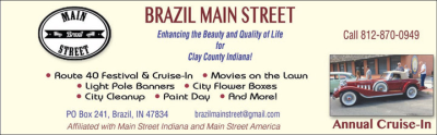 Advertisement: Brazil Main Street