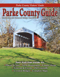 PARKE COUNTY GUIDE Magazine 2018-2019