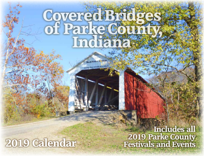 Parke County Covered Bridge Calendar 2019