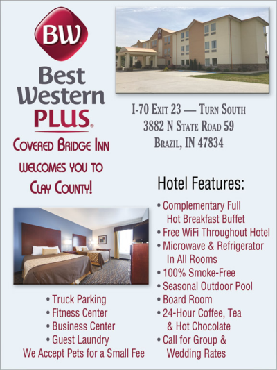 Advertisement: Best Western Plus Hotel
