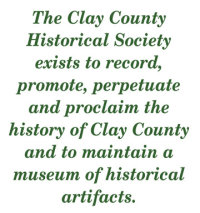 Clay County Historical Museum in Brazil IN