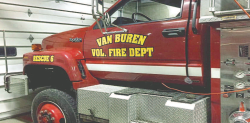 Van Buren Volunteer Fire Department Fish Fry in September