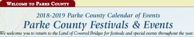 2019 Parke County Festivals and Events
