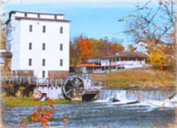 Mansfield Roller Mill at Mansfield Village