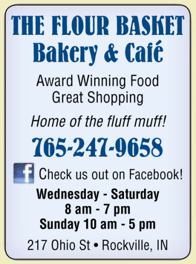 AD: The Flour Basket Bakery Café in Rockville