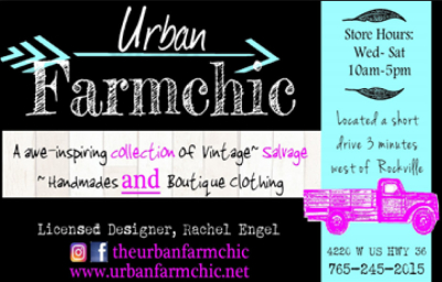 AD: Urban Farmchic