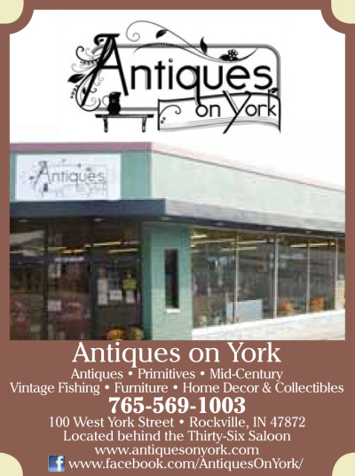 AD: Antiques on York