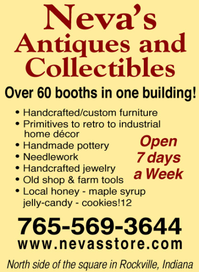 AD: Neva's Antiques & Collectibles