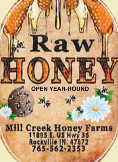 AD: Mill Creek Honey Farms