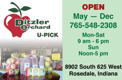 AD: Ditzler Orchard