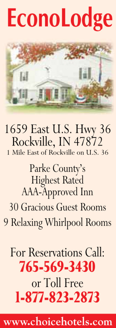 AD: EconoLodge Rockville